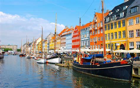 Fondos de pantalla Dinamarca Ciudad 2560x1600 HD Imagen