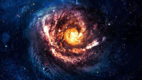 Fondos de pantalla : ilustración, galaxia, estrellas ...