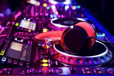 Fondos de pantalla : música, auriculares, Disc jockey ...