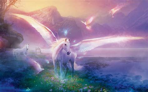 Fondos de unicornios. Wallpapers de unicornios