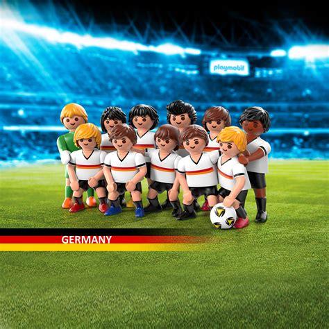 Fonds d écran   PLAYMOBIL Le football PLAYMOBIL France