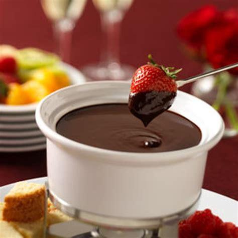 Fondue de chocolate   Receitas Gshow   Gshow