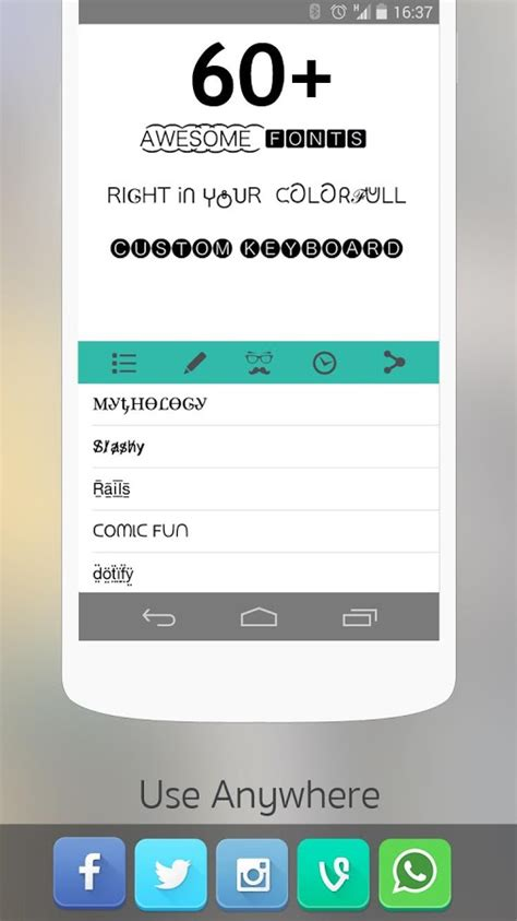 Font Changer   Android Apps on Google Play