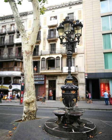Font de Canaletes. #Barcelona   Wanderlust travel ...