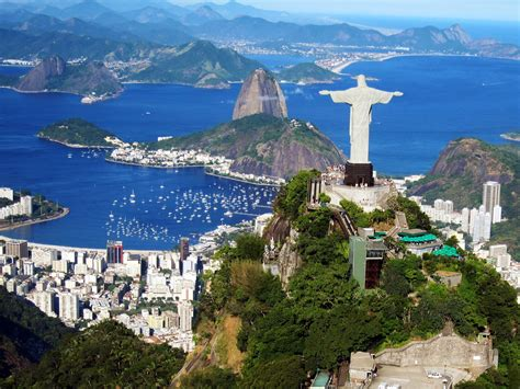 Food and Travel with Des: Rio De Janeiro, Brazil: A Place ...