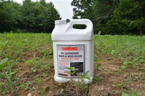 Food Plots 101 | Herbicides You Should Know   DeerGro Food ...