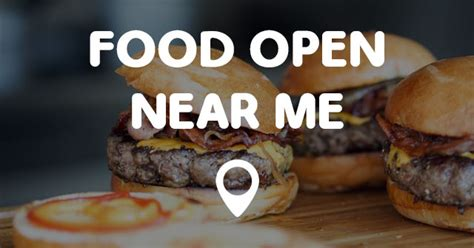 Food restaurants near me that deliver / 3 initials