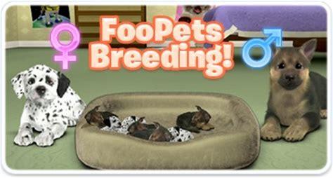 FooPets Breeding