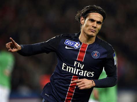 Foot : Edinson Cavani prolonge au Paris Saint Germain | VL ...
