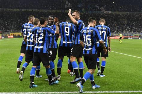 Foot   Italie   L Inter Milan prend la tête de la Serie A ...