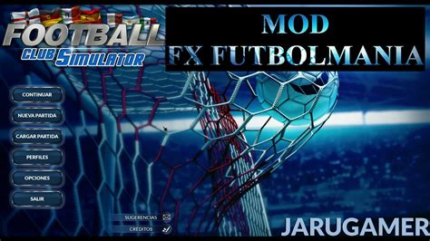 Football Club Simulator | Como instalar el Mod de Fx ...