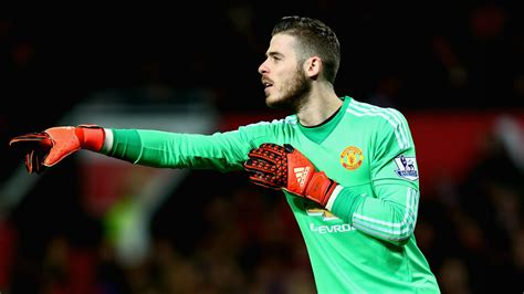 Football   De Gea: I want to be best goalkeeper in the ...