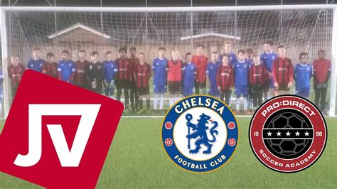 FOOTBALL HIGHLIGHTS   Pro Direct Soccer Academy U13 v ...