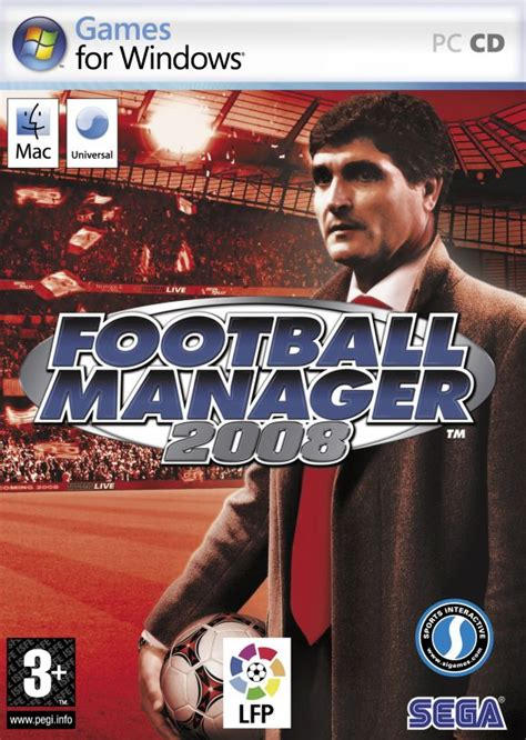 Football Manager 2008 para PC   3DJuegos
