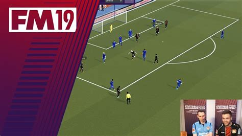 Football Manager 2019   First look Gameplay Livestream ...