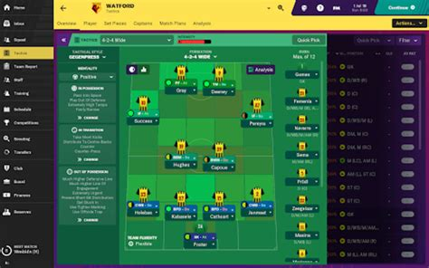 Football Manager 2019 Touch for Android   Download