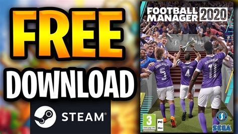 Football Manager 2020 Free Download PC STEAM  FM 2020 ...
