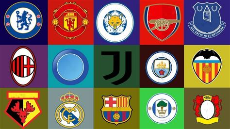 Football Quiz   Can You Guess The Football Club Badge ...