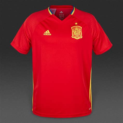 Football Shirts   adidas Spain 15/16 Kids Training Jersey ...