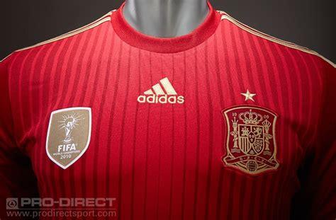 Football Shirts   adidas Spain 2014 Home espana Replica ...