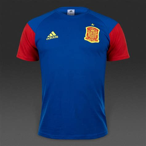 Football Tees   adidas Spain 15/16 Tee   Replica Clothing ...