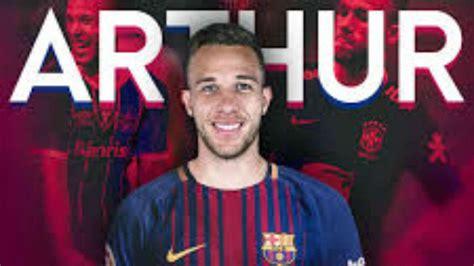 Football Transfers: Barcelona sign Brazilian midfielder ...