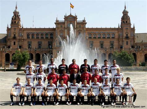 Football Wallpaper Sevilla Fc Squad Team | High ...