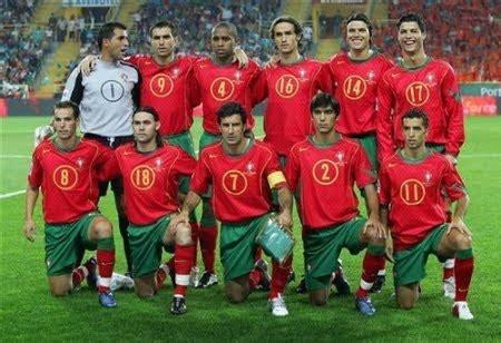 Football Wallpapers: Portugal Football Team