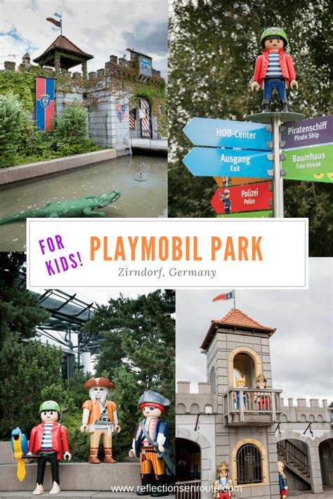 For the Kids! Playmobil FunPark   Reflections Enroute