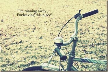 For the Ones I ve loved: Someday I ll leave and I won t ...