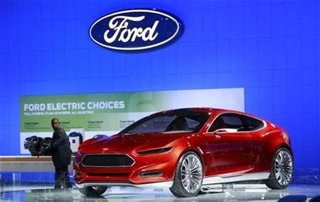 Ford: 1,700 workers take early retirement offer   Reuters
