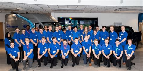 Ford Apprenticeship Programmes & Career Opportunities UK