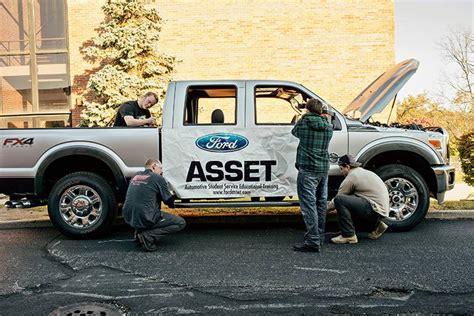 Ford ASSET Automotive Technology | GCTC