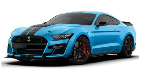 Ford Launches Mustang Shelby GT500 Configurator, But You d ...