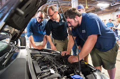 Ford Motor Company Focuses on SUNY Canton s Automotive Program