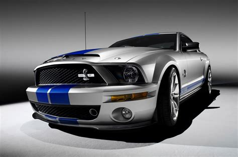 Ford Mustang Shelby Cobra GT500KR : 2008 | Cartype