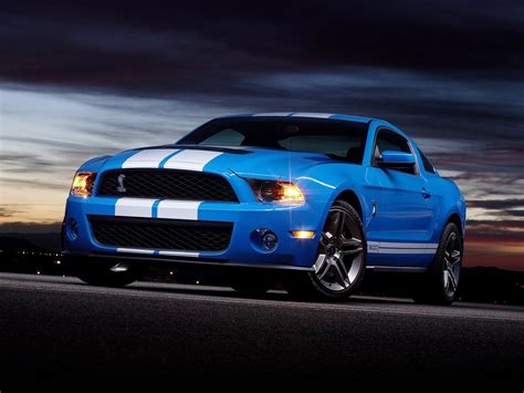FORD Mustang Shelby GT500 specs & photos   2009, 2010 ...
