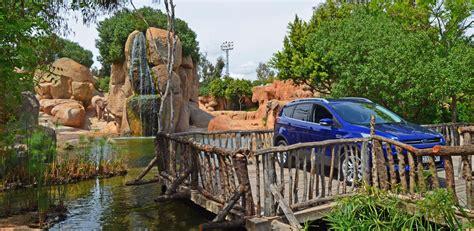 FORD, proveedor oficial de vehículos de BIOPARC Valencia