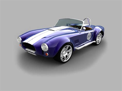 Ford Shelby Cobra 427 s/c ~ Ford is My World