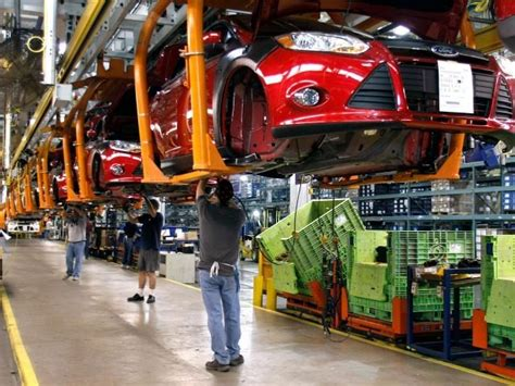 Ford Shifting Future Auto Production To Mexico As Obama ...