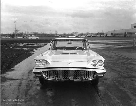 FORD Thunderbird specs & photos   1958   autoevolution