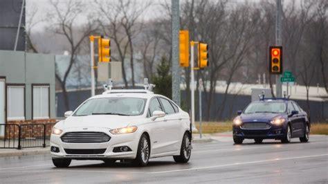 Ford Tripling Autonomous Vehicle Development Fleet ...