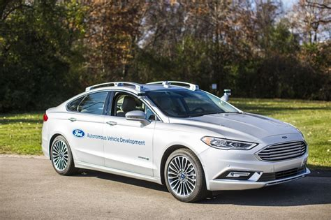 Ford wants to be the self driving OS for the future of ...