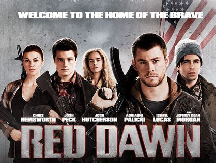 """Foreign Policy Experts React To The """"Red Dawn"""" Remake ..."""
