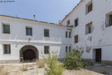 Forgotten And Magic Places: Casa Cuartel de la Guardia Civil