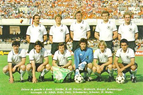 Formacion Alemana De Futbol. Selección de fútbol de ...