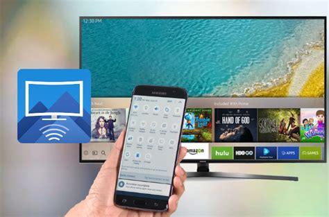 Formas de duplicar la Pantalla de Android en un TV Samsung