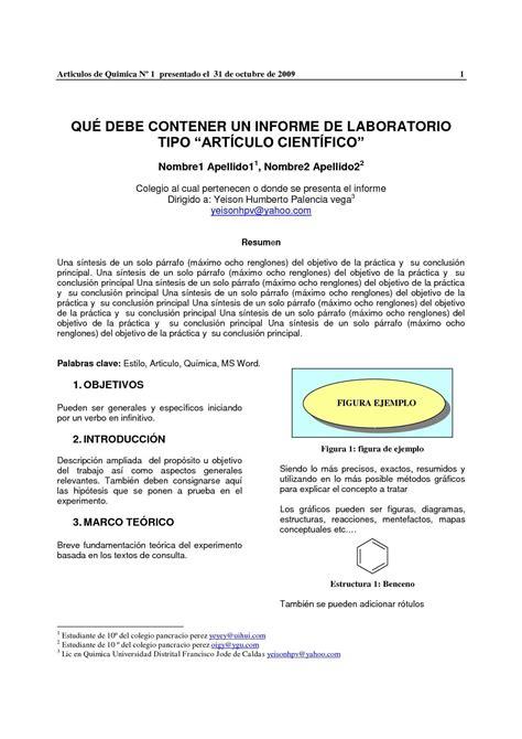 formato informe como articulo cientifico   CALAMEO Downloader