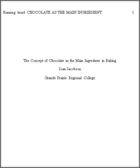 Formatting my Paper   APA Citation Guide   LibGuides at ...