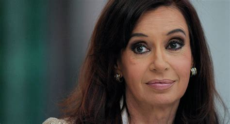 Former Argentine President Cristina Kirchner Charged in ...